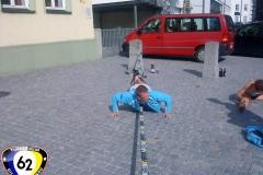 TV 1862 Dillingen beim Landesturnfest in Landshut