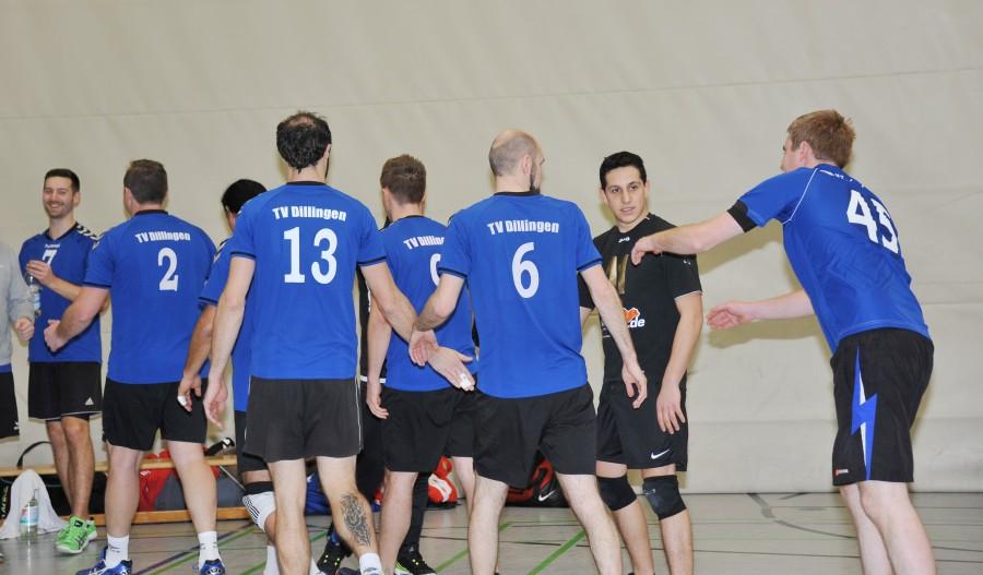 Volleyball-Herren-TV-Dillingen