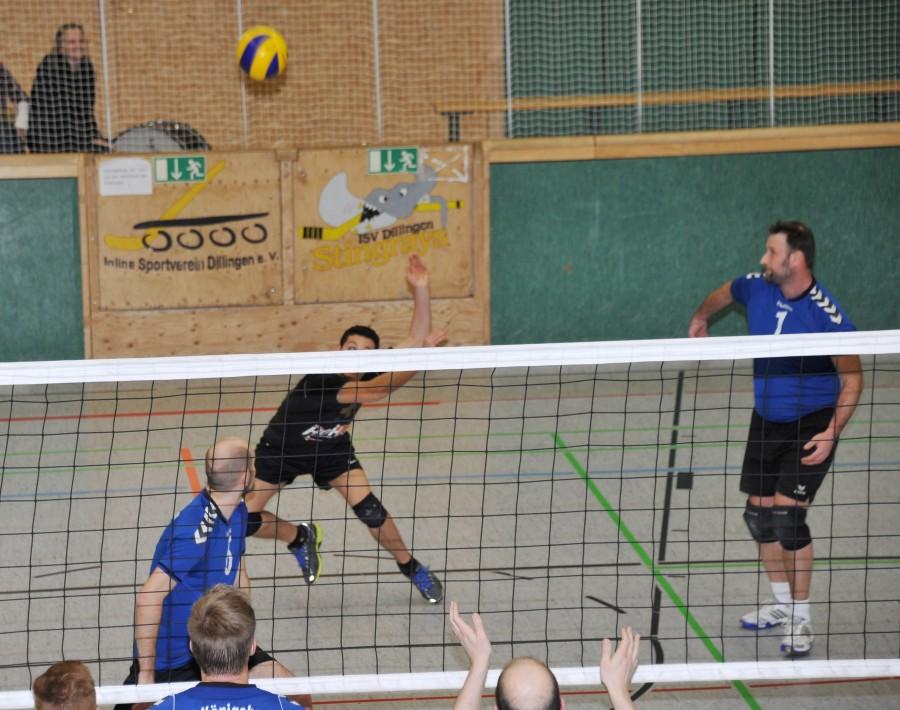 Volleyball-Herren-TV-Dillingen54